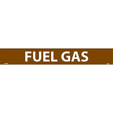 Pipemarker, Fuel Gas, 2