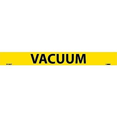 Pipemarker, Adhesive Vinyl, 25/Pack Vacuum, 1