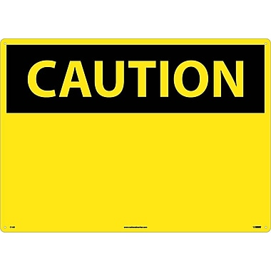 Caution, Header Only, 20