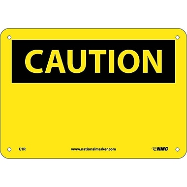 Caution, Header Only, 7