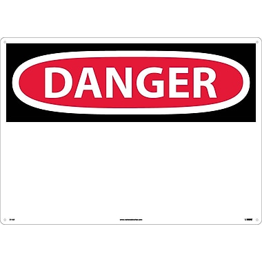 Danger, Header Only, 20