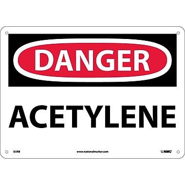 Danger, Acetylene, 10