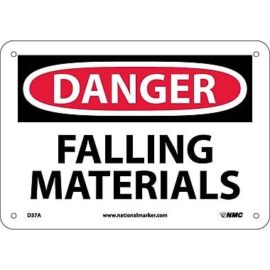 Danger, Falling Material, 7