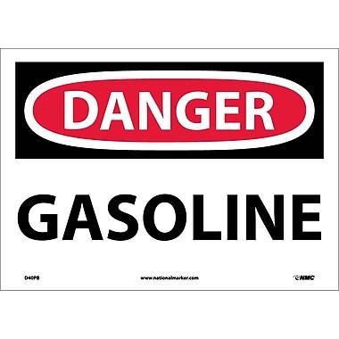 Danger, Gasoline, 10