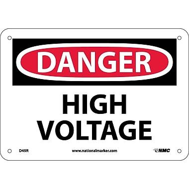 Danger, High Voltage, 7