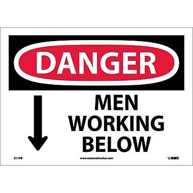 Danger, Men Working Below, 10