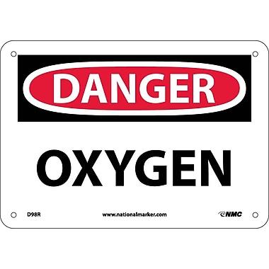 Danger, Oxygen, 7