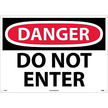 Danger, Do Not Enter, 20