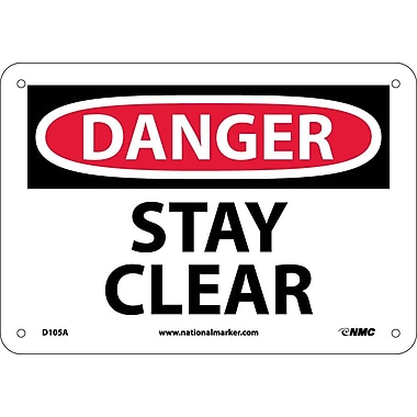 Danger, Stay Clear, 7