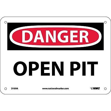Danger, Open Pit, 7