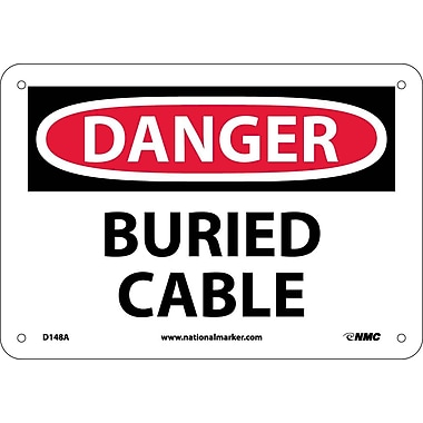 Danger, Buried Cable, 7