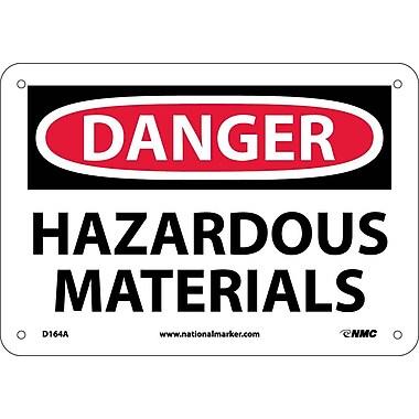 Danger, Hazardous Materials, 7