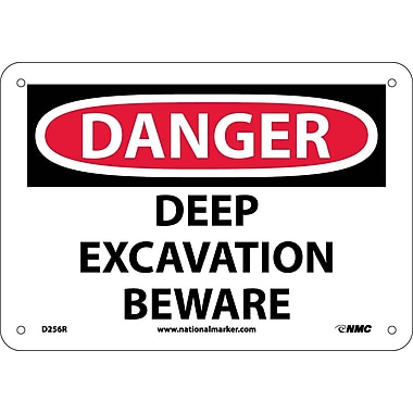 Danger, Deep Excavation Beware, 7