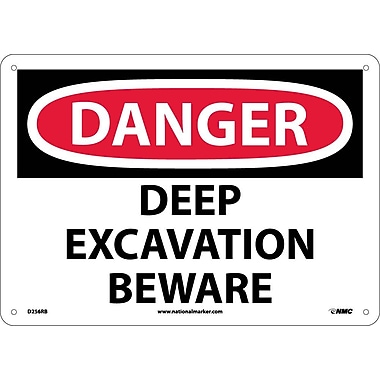 Danger, Deep Excavation Beware, 10