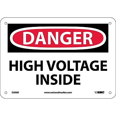 Danger, High Voltage Inside, 7