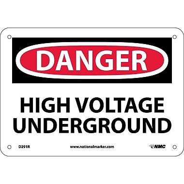 Danger, High Voltage Underground, 7