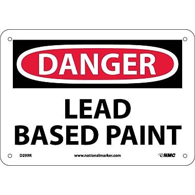 Danger, Lead Based Paint, 7