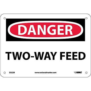 Danger, Two Way Feed, 7
