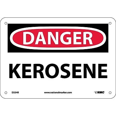 Danger, Kerosene, 7