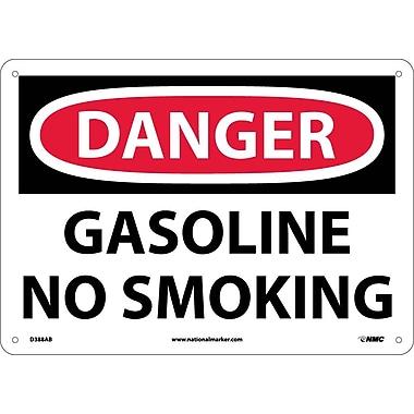 Danger, Gasoline No Smoking, 10