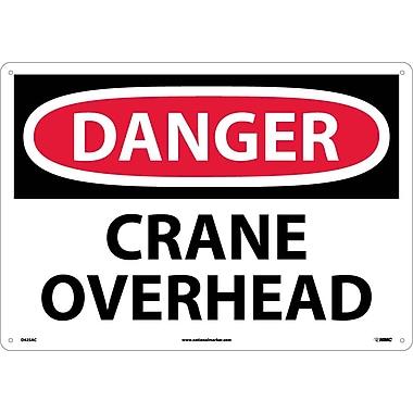 Danger, Crane Overhead, 14