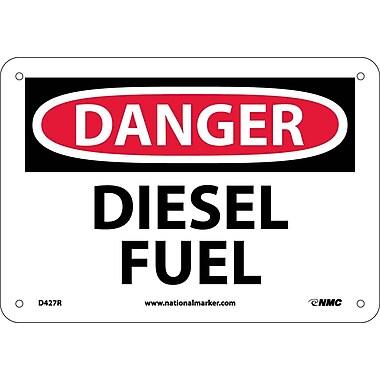 Danger, Diesel Fuel, 7