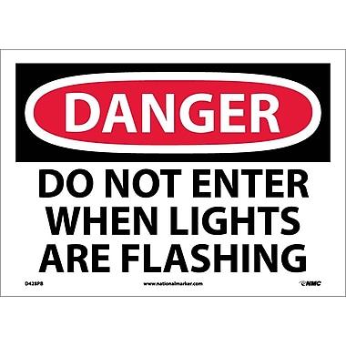 Danger, Do Not Enter When Lights Are Flash..., 10