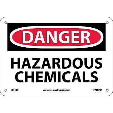 Danger, Hazardous Chemicals, 7