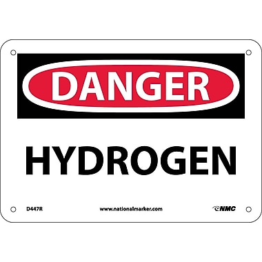 Danger, Hydrogen, 7