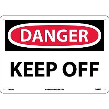 Danger, Keep Off, 10