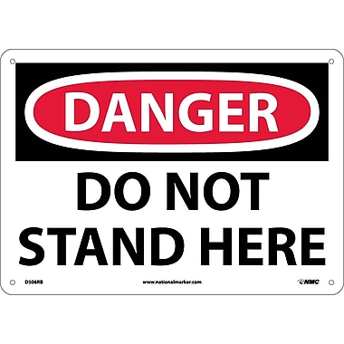 Danger, Do Not Stand Here, 10