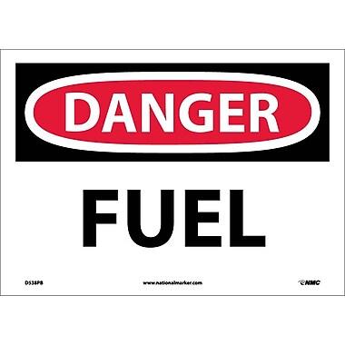 Danger, Fuel, 10