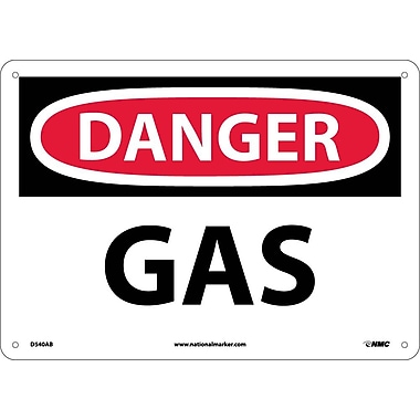 Danger, Gas, 10