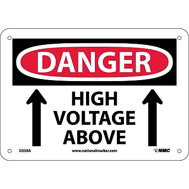 Danger, High Voltage Above, Graphic, 7