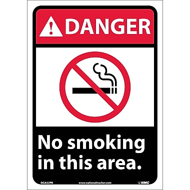 Danger, No Smoking In This Area, 14