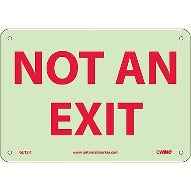 Not An Exit, 7