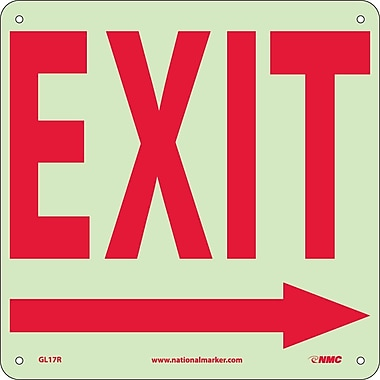 Exit with Right Arrow, 10
