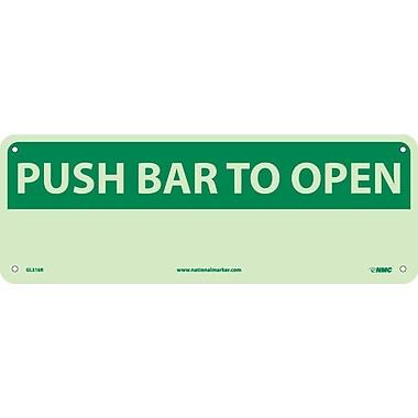 Push Bar To Open, 5