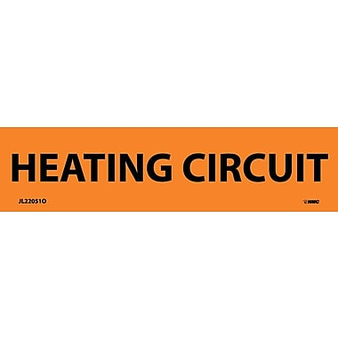 Electrical Markers, Heating Circuit, 1.125