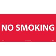 No Smoking, 12X24, Adhesive Vinyl
