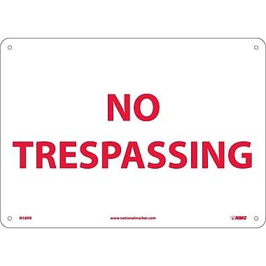 No Trespassing, 10