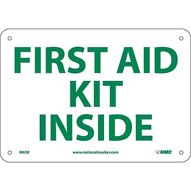 First Aid Kit Inside, 7