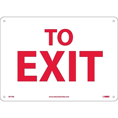 To Exit, 10