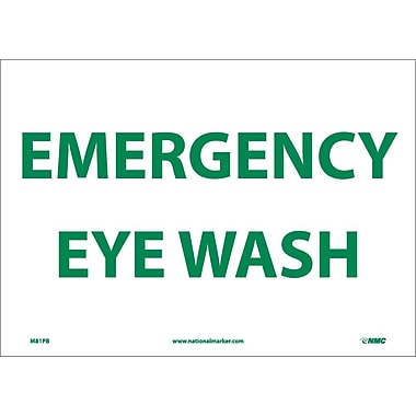Emergency Eye Wash, 10