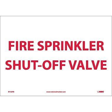 Fire, Sprinkler Shut Off Valve, 10