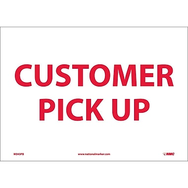 Customer Pickup, 10