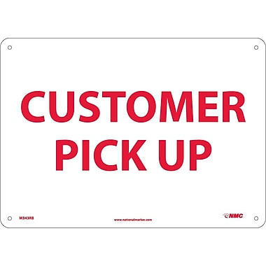 Customer Pickup, 10