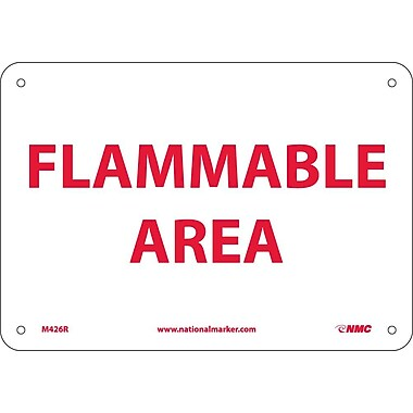 Flammable Area, 7