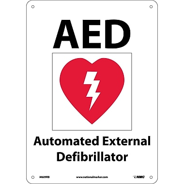 AED with Graphic, 10