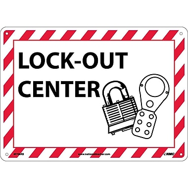 Lock-Out with Graphic, 10